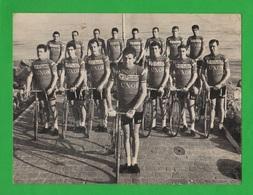 Ciclismo G.S.Salamini Parma Squadra Con Autografi Di Adorni Casalini E... 1967 - Ciclismo