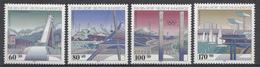 Allemagne Rep.Fed. 1993  Mi.:nr. 1650-1653 Sporthilfe  Neuf Sans Charniere / Mnh / Postfris - Neufs