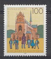 Allemagne Rep.Fed. 1993  Mi.:nr. 1675 Landesschule Pforta  Neuf Sans Charniere / Mnh / Postfris - Neufs