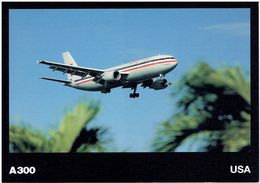 AMERICAN AIRLINES - Airbus A-300-600 (Airbus Issue) - 1946-....: Moderne