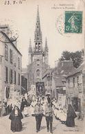 Cp , 29 , PLOUGASTEL, L'Église De La Procession - Plougastel-Daoulas