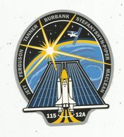 Autocollant , AVIATION & ESPACE , STS-115 ,NASA , Jett ,Ferguson ,Tanner ,Burbank ,Stefanyshyn-Piper , Maclean - Autocollants