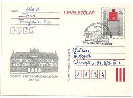 8957 Hungary FDC Organization UPU Post Philately Stamps Day S/S - UPU (Union Postale Universelle)