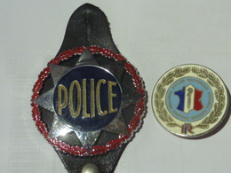 Police Insigne Etoile - Police