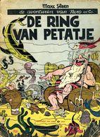 Nero - De Ring Van Petatje (waarschijnlijk 1957) - Nero