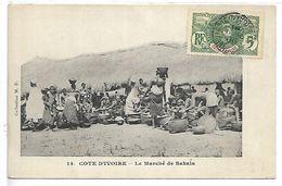 COTE D'IVOIRE - Le Marché De Sakala - Côte-d'Ivoire