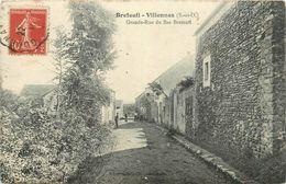 78-Villennes Sur Seine : Breteuil Grande Rue Du Bas Breteuil - Villennes-sur-Seine