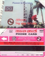 TARJETA TELEFONICA DE BANGLADESH. URMET (002) - Bangladesh
