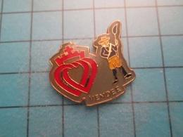 Pin512g2 Pin's Pins : Rare Et Belle Qualité : REGION PRETENDUMENT GENOCIDEE VENDEE CHOUAN ENNEMI DE LA FRANCE  , Marquag - Animals