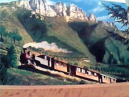 FERROVIA ROCCHETTE-ASIAGO LOCOMOTIVA CARBONE TRENO TRAIN  TRENI   VB1985 GN20812 - Livorno
