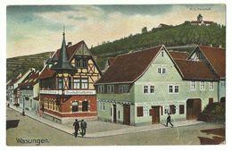 Wasungen Wasunger Zeitung & Buchdruckerei 1909 - Wasungen