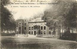 BATTEL (Mechelen) - Kasteel Van Battel / Château Du Baron Empain - Uitg. D. Hendrix - 1910 - Malines