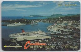 ST. LUCIA - COASTLINE - 7CSLB - Saint Lucia