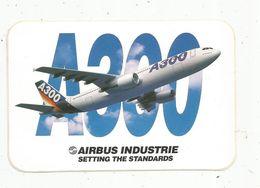 Autocollant , AVIATION & ESPACE , AIRBUS INDUSTRIE , A300 - Aufkleber