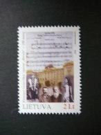 "Centenary Of The First Lithuanian Opera ""Birute"".Music # Lietuva Litauen Lituanie Litouwen Lithuania 2006 MNH # Mi. 918 - Lithuania"