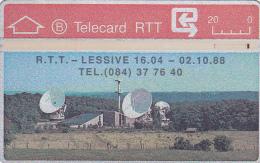 S 1 Lessive 804 G (I) First Card Belgium Used  Rare ! - Belgium