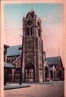 U S A, NY, NEW YORK, GREENPOINT, ST, CECILIA CHURCH   [47004] - Églises
