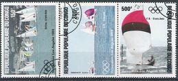 Congo N° PA 326/28 YVERT  OBLITERE - Congo - Brazzaville