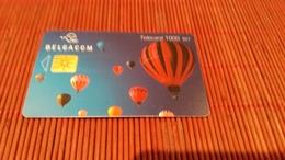 Phonecard Airballon 1000 BEF  OI 31.07.2003 Used Low Issue - Belgium