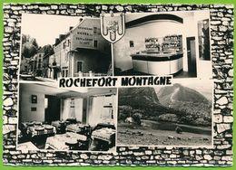 ROCHEFORT MONTAGNE - Hôtel Du Puy De Dôme Les Roches Tuilière Et Sanadoire Et  Photo Véritable - Autres Communes