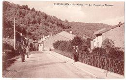 """"""" CHEVILLON - Les Premières Maisons """" - Chevillon"""