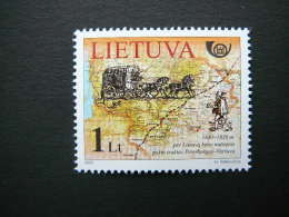 From The Post History # Lietuva Litauen Lituanie Litouwen Lithuania 2005 MNH # Mi. 888 - Lithuania