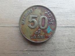 Maldives  50  Laari  1990   Km 72 - Maldives