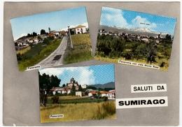 SALUTI DA SUMIRAGO - VEDUTE - VARESE - 196? - Varese
