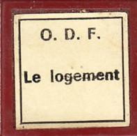 1 Film Fixe LE LOGEMENT (ETAT TTB ) - Bobines De Films: 35mm - 16mm - 9,5+8+S8mm