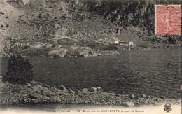 D65  CAUTERETS  Le Lac De Gaube  ..... - Cauterets