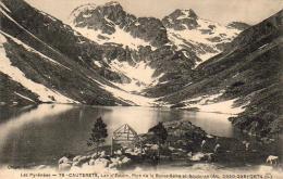 D65  CAUTERETS  Lac D' Estom, Pics De La Basse- Sèbe Et Soubiran  ..... - Cauterets