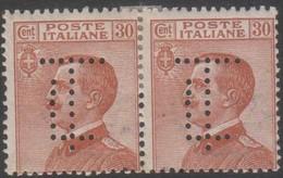 Trieste Libera  Coppia 30 Cent. MLH - 7. Trieste
