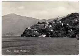 PINO LAGO MAGGIORE - LUINO - VARESE - 1956 - Luino