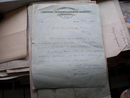 Beograd Glavni Savez Srpskih Zemljoradnickih Zadruga Beograd 1926 - Invoices & Commercial Documents