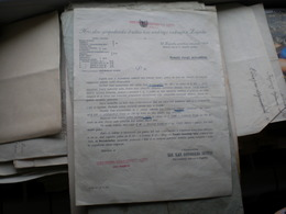 Zagreb  Hrv. Slav. Gospodarsko Drustvo Kao Sredisnja Zadruga U Zagrebu 1919 - Invoices & Commercial Documents