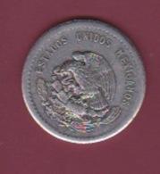 190118 - !!! FAUX Pièce Fausse !!! -  MEXIQUE - 5 Pesos 1948 Estados Unidos Mexicanos - Mexico