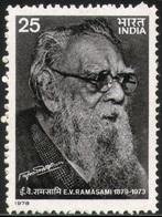 INDIA STAMPS, 17 SEP 1978, E. V. RAMASAMY, MNH - India