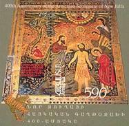 Armenia MNH** 2004 Mi 497 Block20 400th Anniversary Of The Armenian Settlement Of New Julfa - Armenia