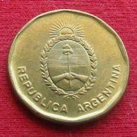 Argentina 10 Centavos 1986 KM# 98  Argentine - Argentina