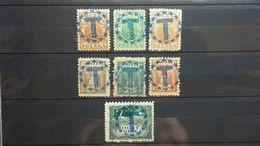 """Polen/Poland """" Porto Briefmarken –Sonder Stempel Ausgabe """" Postfrisch MNH(**) - Postage Due"""