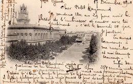 AVIGNON - La Place De L'Hôtel De Ville - Avignon