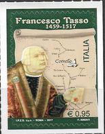 2017 Italien Mi.4008 **MNH  Francesco Tasso - 2011-...: Ungebraucht