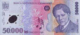 Romania   50000    Lei 2001 - Romania