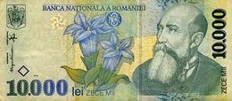 Romania   10000    Lei 2000 - Romania