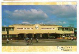 CP Madagascar Tamatave La Gare De La Côte Est Vincent Serra  Afrique - Madagascar