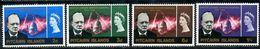 The Pitcairn Islands 1966 56-59 Churchill Celebration - Sir Winston Churchill
