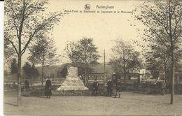 Auderghem Rond-point Du Boulevarddu Souverain Et Le Monument (7077) - Auderghem - Oudergem