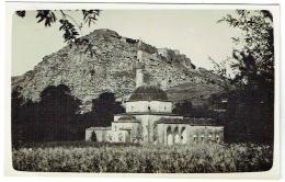 Carte Photo. Albanie. Foto PICI, Scutari D'Albania. - Albania