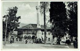 Carte Photo. Albanie.  Tirana. Mosquée. - Albania