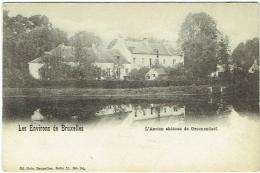 Environs De Bruxelles. Ancien Château De Groenendael. Nels. - Hoeilaart
